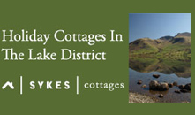 Sykes Lake District Cottages - click for more information