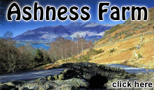 Ashness Farm B&B - Click Here For more details
